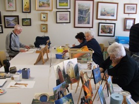 Northern Yorke Peninsula Art Group - Southport Accommodation