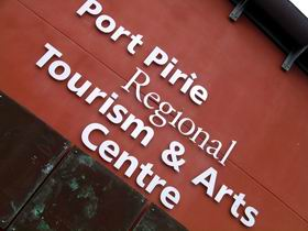 Port Pirie Regional Tourism And Arts Centre - Southport Accommodation