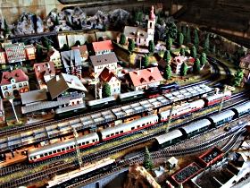 Tudor Court Model Village and German Model Train World - Southport Accommodation