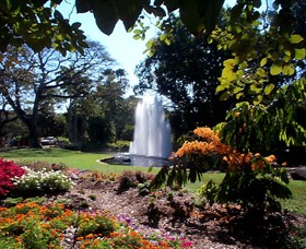 George Brown Darwin Botanic Gardens - Southport Accommodation