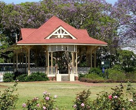 Gympie Memorial Park - Southport Accommodation