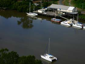 Port of Maryborough - Southport Accommodation