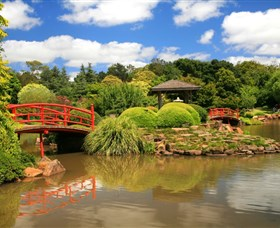 Japanese Gardens - Southport Accommodation