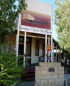 Barcaldine and District Museum - Southport Accommodation