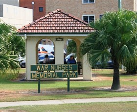 Bundaberg War Nurses Memorial and Park - Southport Accommodation