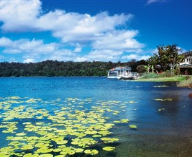 Lake Barrine Crater Lakes National Park - Southport Accommodation