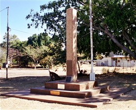 Mount Isa Memorial Cenotaph - Southport Accommodation