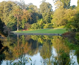 Royal Botanic Gardens Melbourne - Southport Accommodation