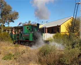 Red Cliffs Historical Steam Railway - Southport Accommodation