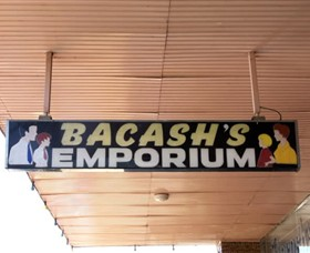 Bacash Emporium - Southport Accommodation