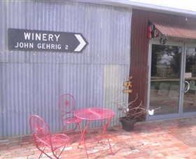 John Gehrig Wines - Southport Accommodation