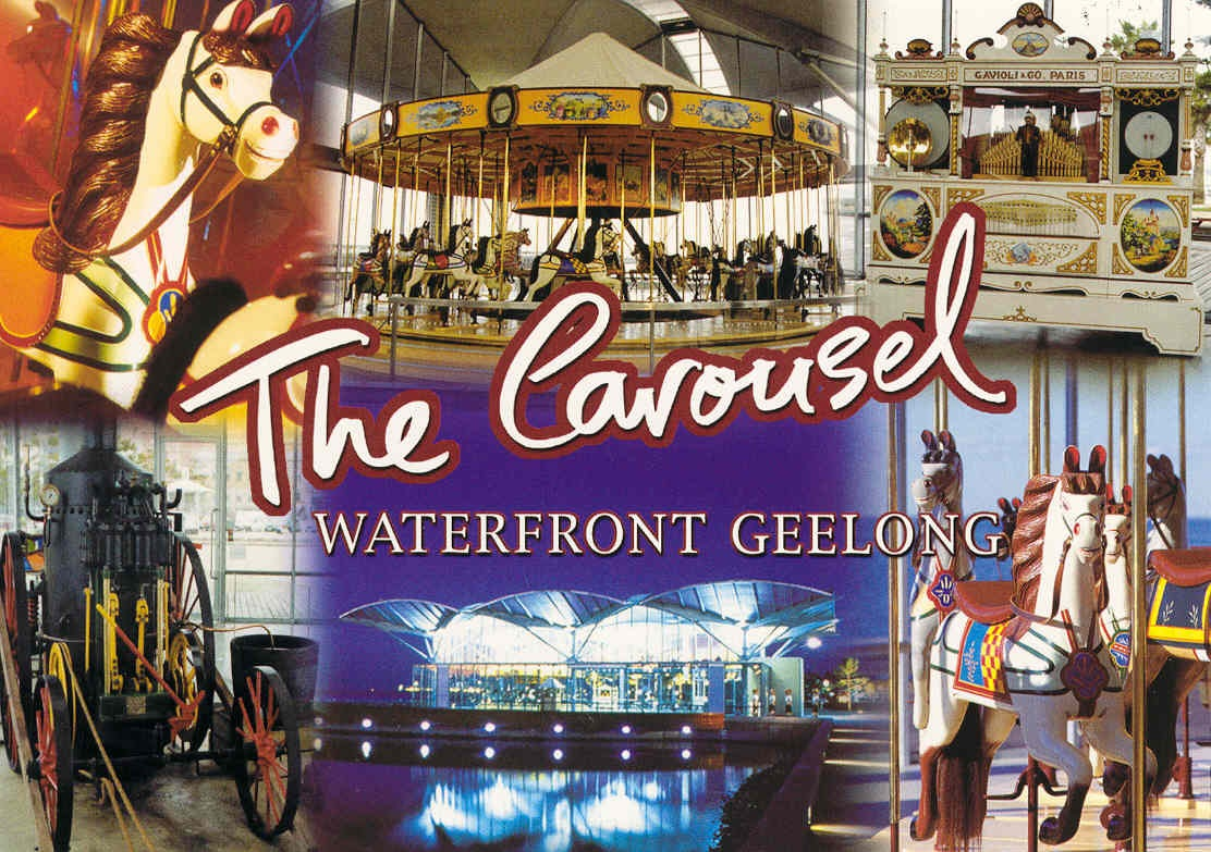 The Carousel - Southport Accommodation