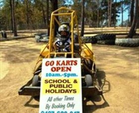 GTS Dirt Karts - Southport Accommodation