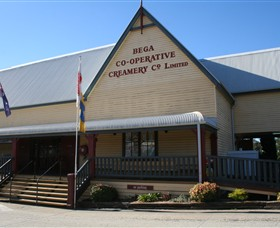 Bega Cheese Heritage Centre - Southport Accommodation