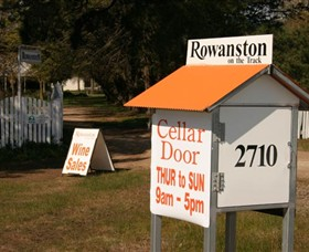 Rowanston on the Track Winery  Bed and Breakfast - Southport Accommodation