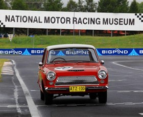 National Motor Racing Museum - Southport Accommodation