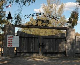 Inverell Pioneer Village - Southport Accommodation