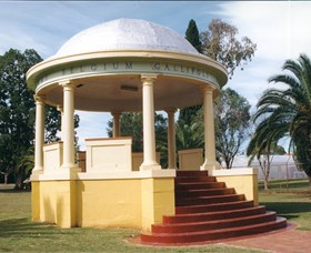 Kingaroy Soldiers Memorial Rotunda - Southport Accommodation