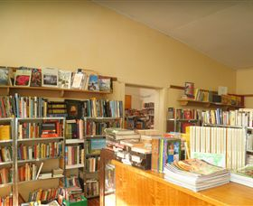 Corryong Browsers Bookshop - Southport Accommodation