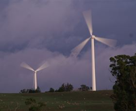 Crookwell Wind Farm - Southport Accommodation