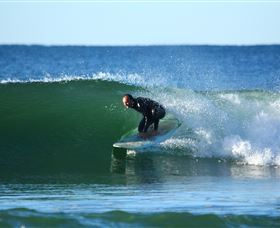 Surfaris Surf Camp - Southport Accommodation