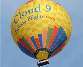 Cloud 9 Balloon Flights - Southport Accommodation