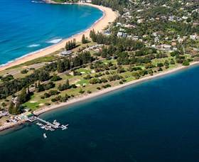 Palm Beach Golf Course - Southport Accommodation