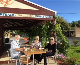 Artback Australia Gallery and Cafe - Southport Accommodation