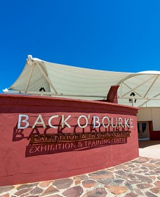 Back O Bourke Exhibition Centre - Southport Accommodation