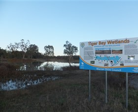 Tiger Bay Wetlands - Southport Accommodation