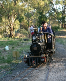 Jerilderie Steam Rail - Southport Accommodation