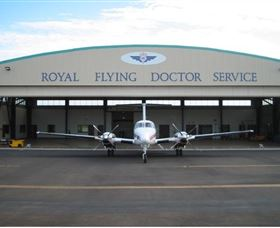 Royal Flying Doctor Service Dubbo Base Education Centre Dubbo - Southport Accommodation