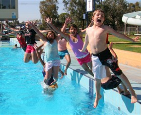 Dubbo Aquatic Leisure Centre - Southport Accommodation
