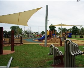 Livvi's Place Playground - Southport Accommodation