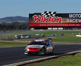 Winton Motor Raceway - Southport Accommodation