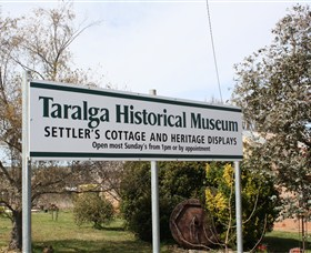 Taralga Historical Society Museum - Southport Accommodation