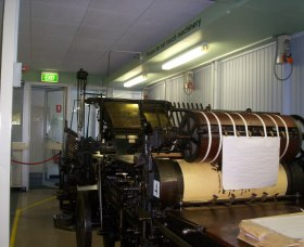 Queanbeyan Printing Museum - Southport Accommodation