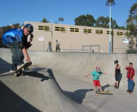 Goulburn Skate Park - Southport Accommodation