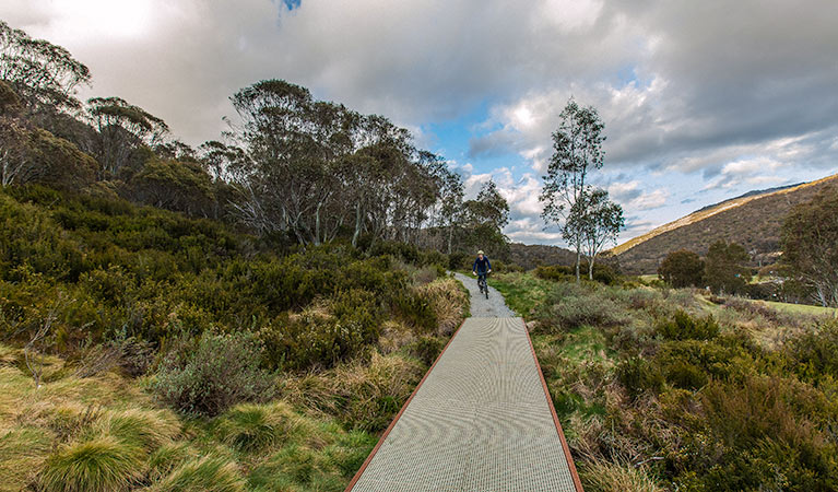 Thredbo Valley track - Southport Accommodation