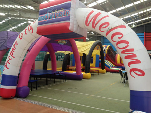 Airodrome Trampoline Park - Southport Accommodation