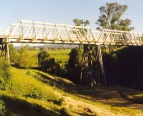 Vacy Bridge over Paterson River - Southport Accommodation