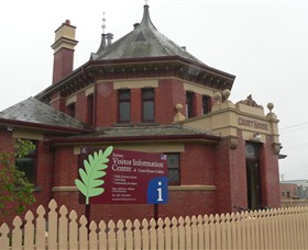Yarram Courthouse Gallery Inc - Southport Accommodation