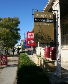 Morpeth Wine Cellars and Moonshine Distillery - Southport Accommodation