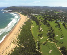 Shelly Beach Golf Club - Southport Accommodation