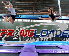 Springloaded Trampoline Park - Southport Accommodation
