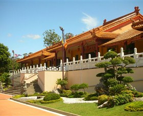 Chung Tian Temple - Southport Accommodation