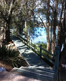 Historic Quarry Park - Moruya - Southport Accommodation