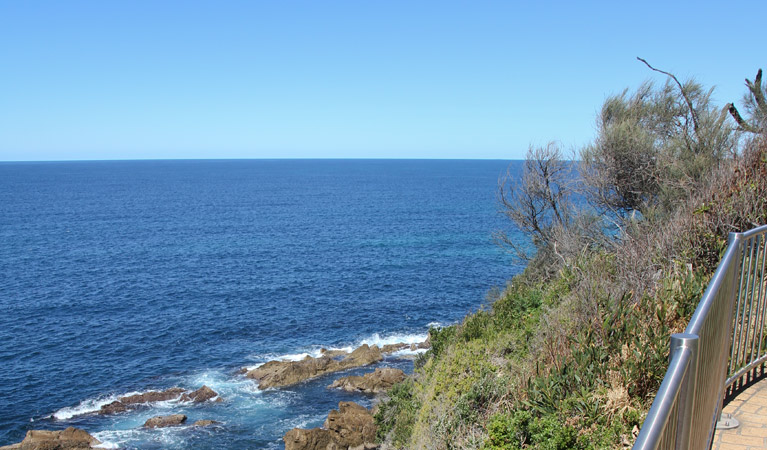 Moruya Heads lookout - Southport Accommodation