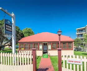Mid North Coast Maritime Museum - Southport Accommodation