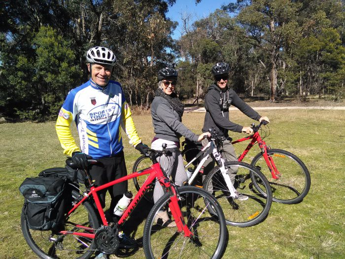 Granite Belt Bicycle Tours and Hire - Southport Accommodation